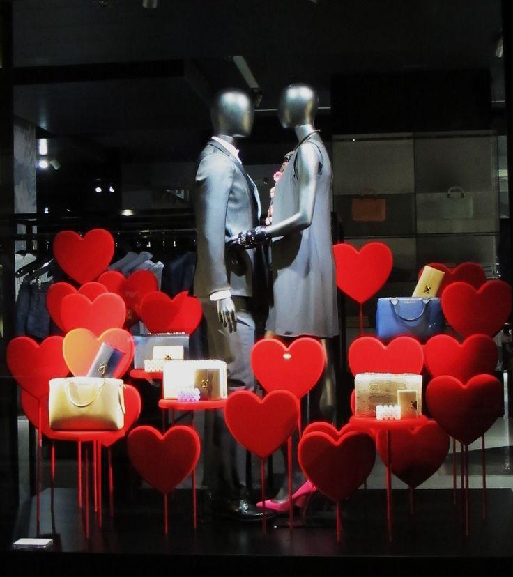 The Window Shopper - ARMANI,Milan - Via Manzoni Armani is wishing us...