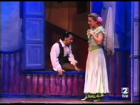 La zapatera prodigiosa de García Lorca con Natalia Dicenta
