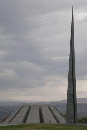 Genocide Memorial, Yerevan, Armenia