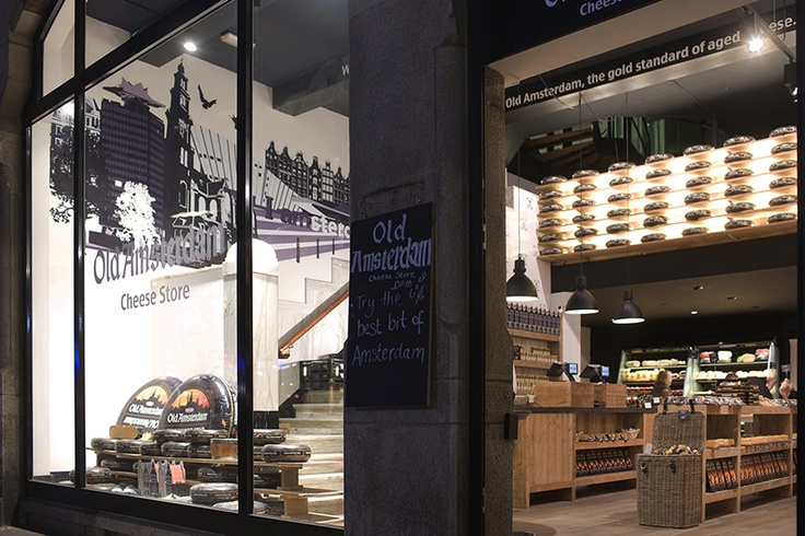 12 best old amsterdam cheese store dam square retail design images old amsterdam cheese store by studiomfd amsterdam 19 old amsterdam cheese flagship store by studiomfd amsterdam fandeluxe Image collections