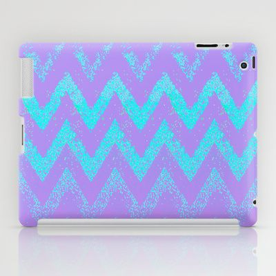 disappearing chevron iPad Case by Marianna Tankelevich - $60.00