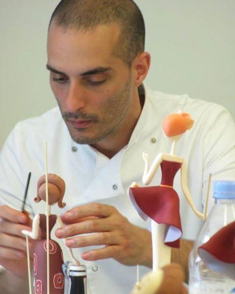 Carlos Lischetti (sugar artist)
