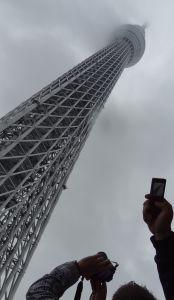 Tóquio inaugura torre de telecomunicações mais alta