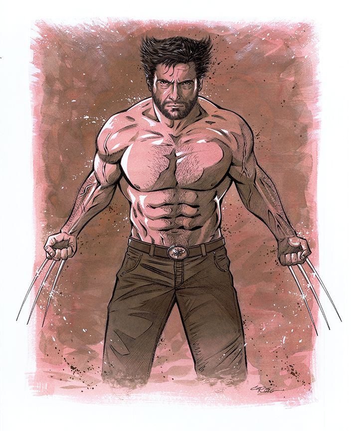 The Wolverine - Chris Ring