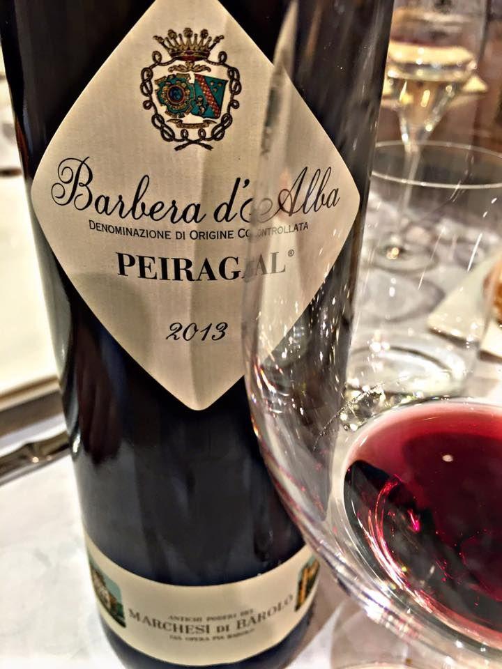 El Alma del Vino.: Cantine dei Marchesi di Barolo Barbera d´Alba Peiragal 2013.