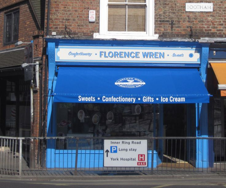 Florence Wren, Sweets & Confectionary Shop.   www.jordansofhull.co.uk