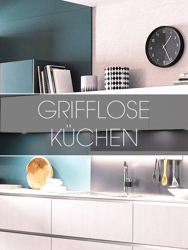 26 best Landhaus-Küchen images on Pinterest Baking, Beams and - k che wei matt grifflos