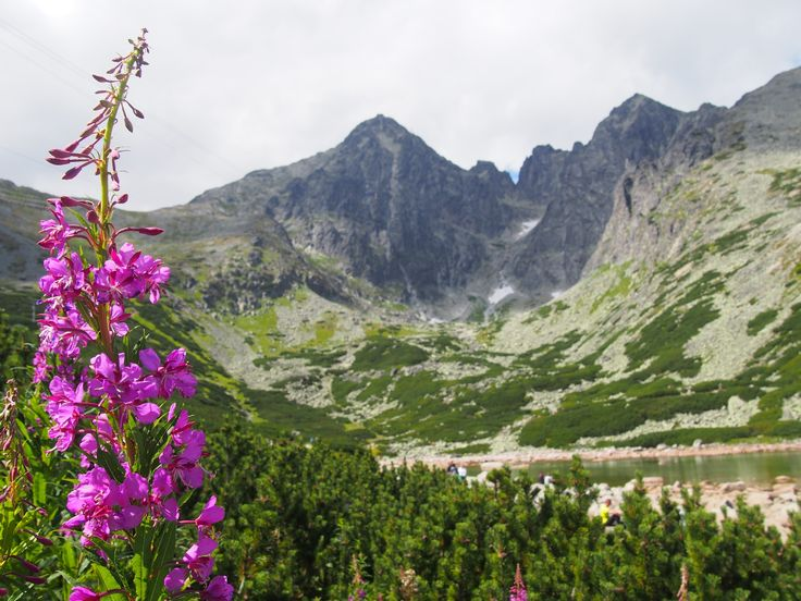 The beauty of High Tatras