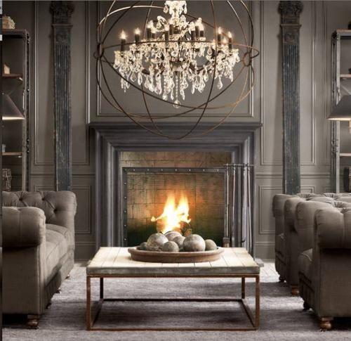 NEUTRAL HEAVEN - Interior Design and Mood Creation: Classic meets Contemporary Design