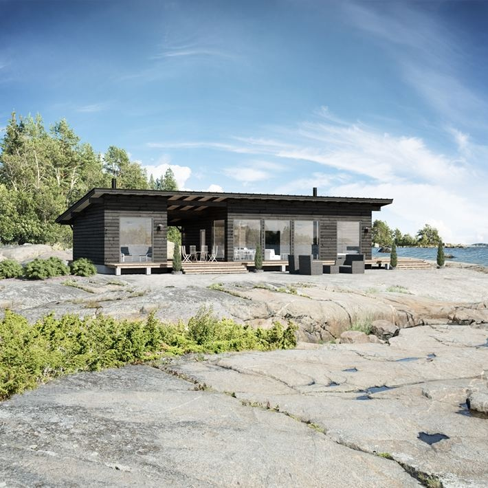 Holiday Home Design Ideas: Finnish Holiday Home Fare 2014 Will Be Held In Kalajoki