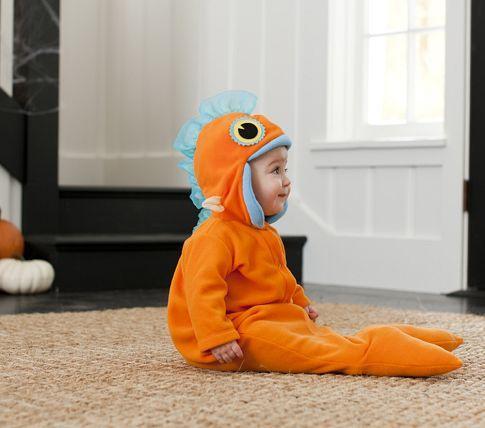 Baby Goldfish Costume