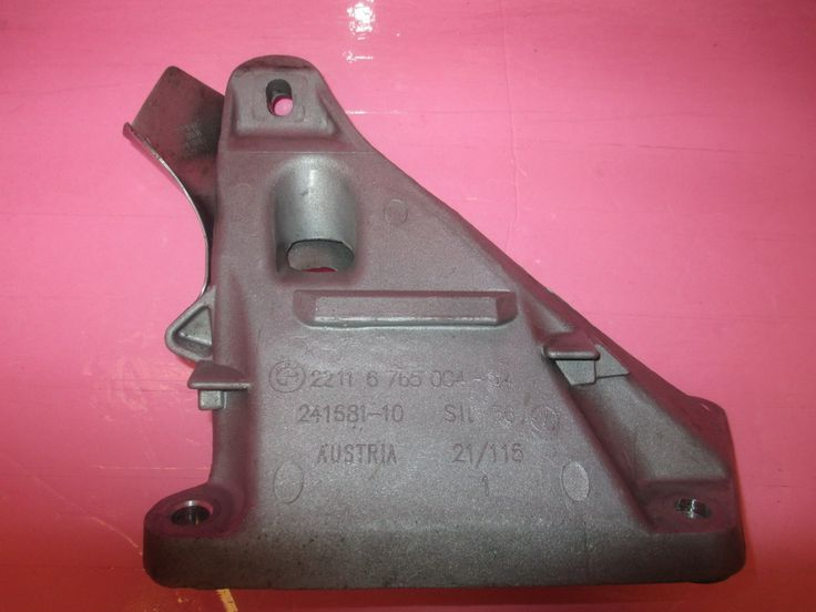 This Engine is for 2005 ~ 2007 BMW 525i, BMW 325i, BMW X3.This part is for  right front of your vehicle.Please compare the part number(s):  22116765004 make sure to check with your local dealer before purchasing it.Note:please match you product with the picture, the product is in a very good condition