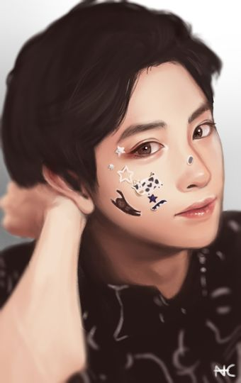 #EXO #fanart #chanyeol