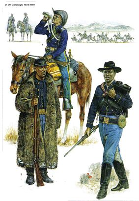 Buffalo Soldiers, true explores of Amerikkka.Research your history