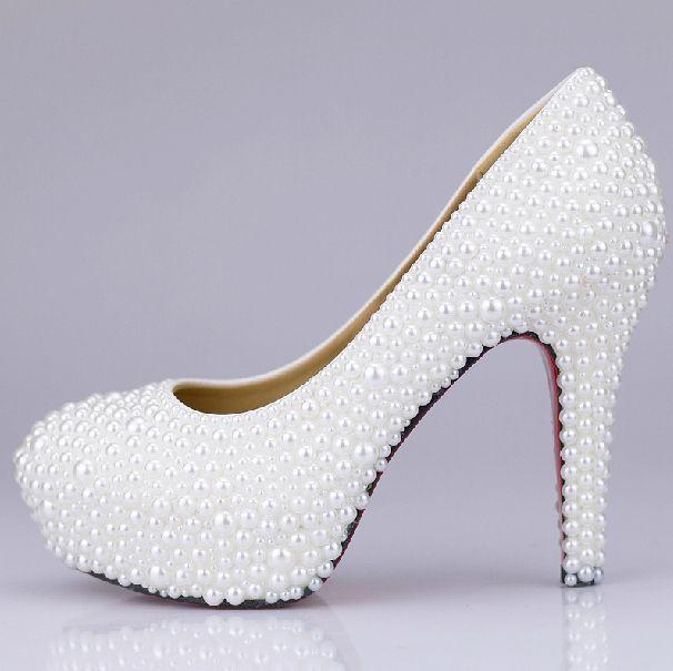Aliexpress.com : Koop zoete romantische mode witte parel ...