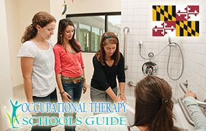 Check out the Top Occupational Therapy Schools in Maryland | MD -->http://otschoolsguide.com/maryland/