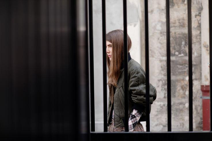 Victor Kruit's Portfolio - Paris Fashion Week FW15 for Glamour.nl