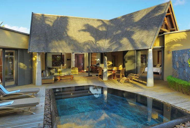 Trou aux Biches Beachcomber Golf Resort & Spa...   Luxury Accommodations