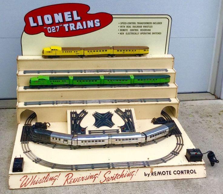 613 Best Images About Lionel Flyer Ives Marx Trains On