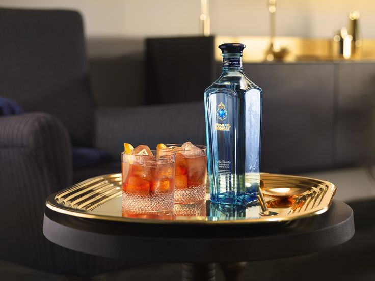 Bombay Sapphire Review and Rating | the GIN is IN