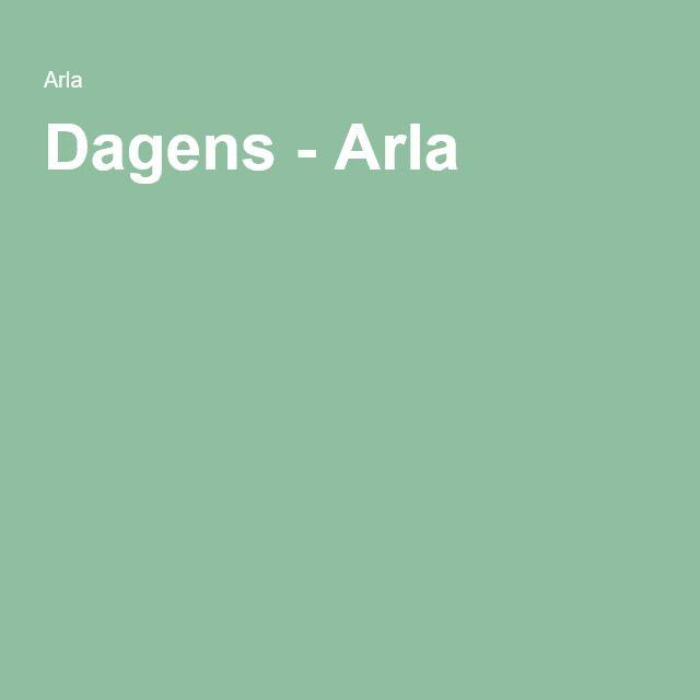 Dagens - Arla