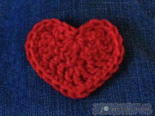 Love Stitch Love: The Perfect Heart Applique