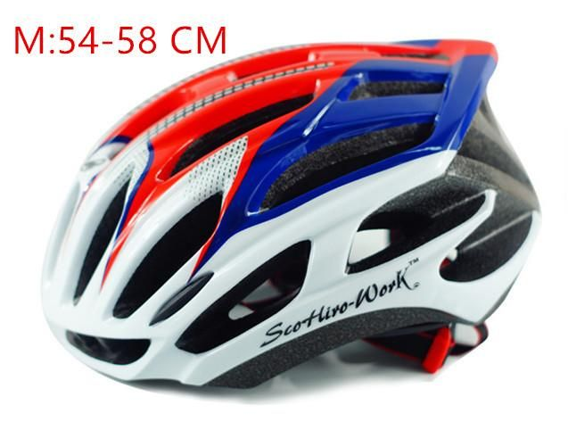 Mens Cycling Road Mountain Bike Helmet.