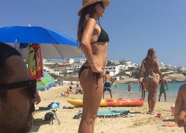 Κατερίνα Παπουτσάκη: Οικογενειακές διακοπές στη Δονούσα! Φωτογραφίες