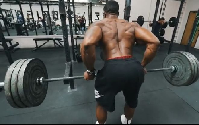 In this article we discuss the bent over row, a compound exercise that is used to build back strength, muscle hypertrophy, and increase pulling abilities for movements like deadlifts, cleans, and even squats and presses.  #muscles #workout #exercise #benefits