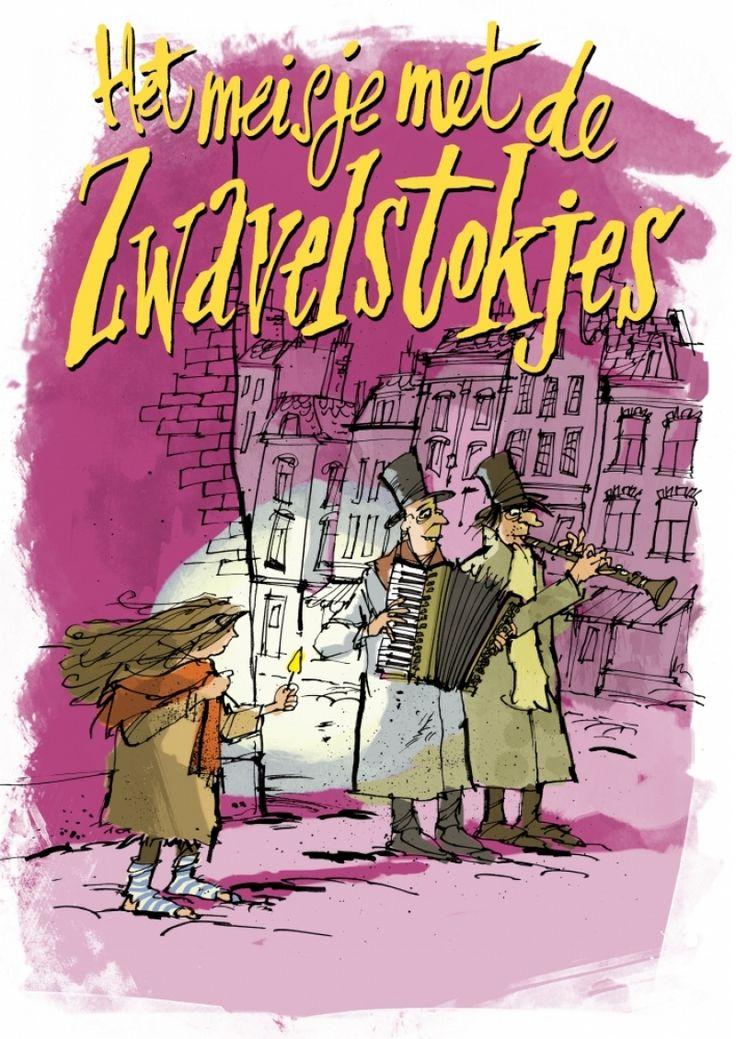 Een bewerking van het wereldberoemde verhaal van Hans Christian Andersen. Een arm meisje moet zwavelstokjes verkopen om te kunnen leven. Helaas heeft niemand interesse in haar koopwaar. Dan steekt zij, tegen de bittere kou een zwavelstokje aan… en belandt in een prachtige droomwereld! Jingo helpt iedere leerkracht bij het opzetten van een gegarandeerd onvergetelijke kerstmusical! ♫