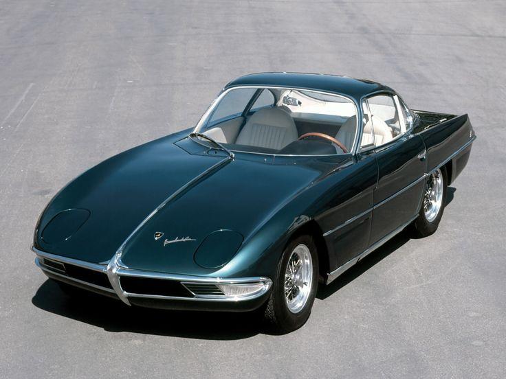 1963 Lamborghini 350 GTV _______________________ WWW.PACKAIR.COM