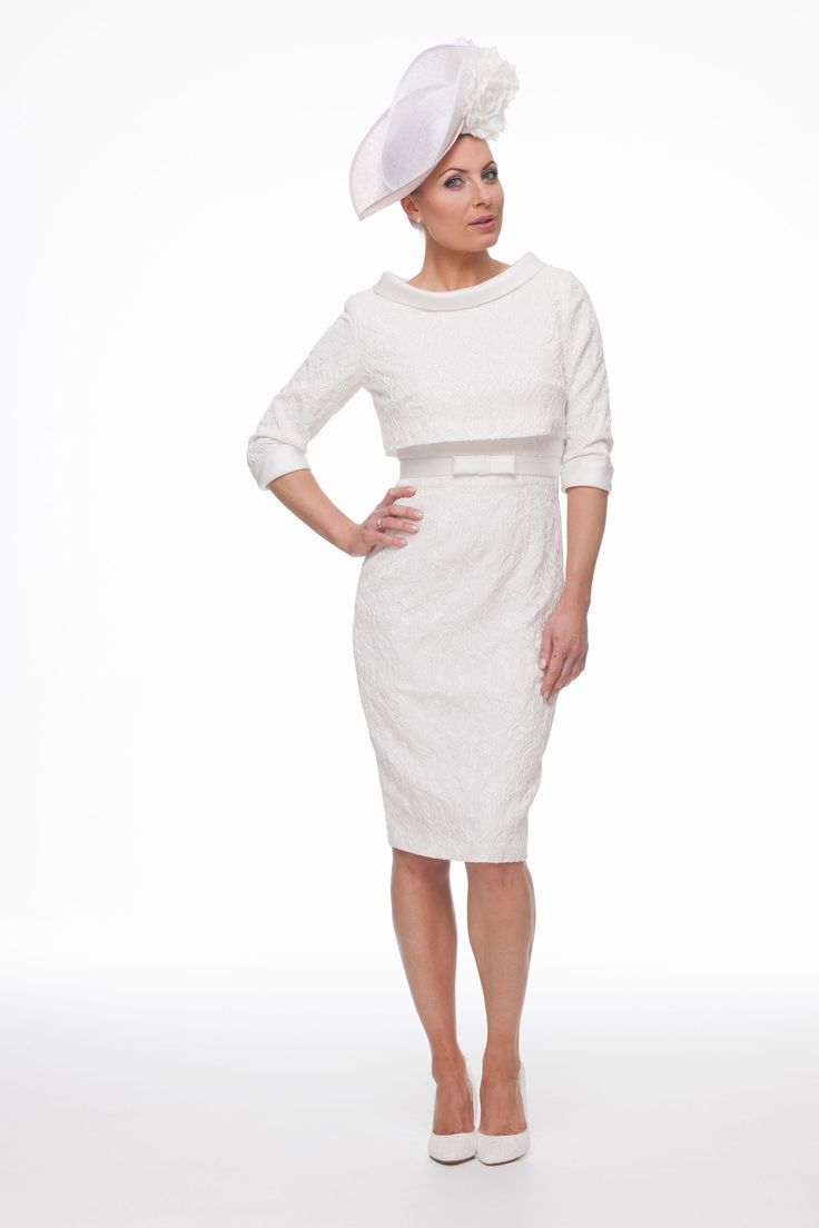 Jackie O style dress and top