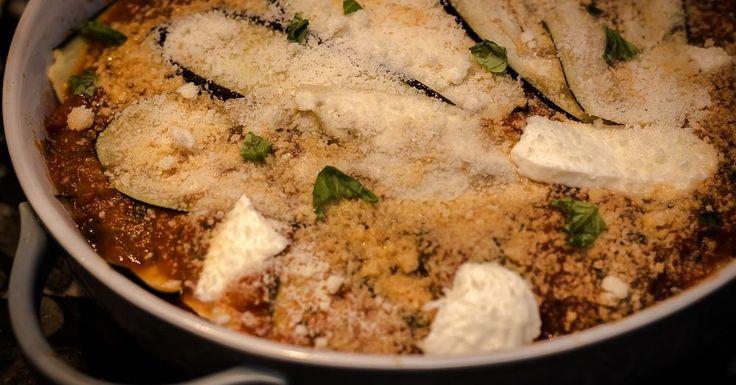 Cuisine-à-Vous - Gratin van aubergines