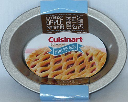 Cuisinart 4 Piece Oval Pie Dish Set Mini Steel Gray *** Read more  at the image link.