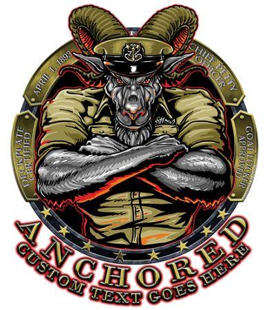 Navy Master Chief Goat Locker Shirt $19.95 | NAVAL TEES ...
