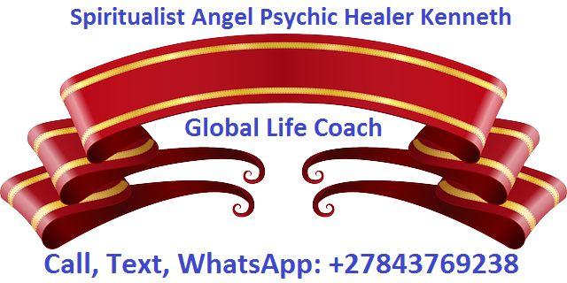 Spiritual Healer Kenneth Love, Marriage, Business Spells