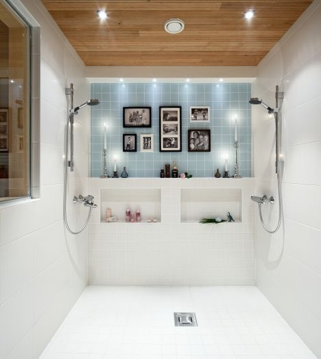 Pesuhuonettakin voi sisustaa! | Unelmien Talo&Koti Kuva: Jari Lifländer Toimittaja: Kirsi Virrantalo, Sisustus Bene