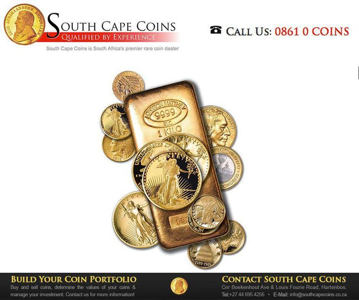 "Rare coins are a ""store of value"" asset class and they generally perform well during inflationary times sometimes extraordinarily well! Like fine art, as an investment, rare coins don't produce anything except pleasure for the people who collect them. if you are into investing in rare, precious and valuable coins, contact us today Web: http://anapp.link/5D0 or Mobile: http://anapp.link/5D1. #SouthCapeCoins #rarecoins"