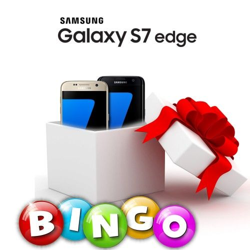 BOX BINGO GAME - Samsung Galaxy S7 / Edge 64 GB