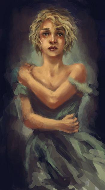 "Fantine by ereya.deviantart.com on @deviantART - From ""Les Miserables"""