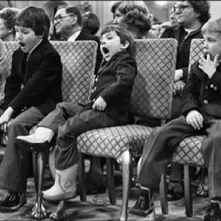 Trudeau's boys. Justin, Michel and Sacha.