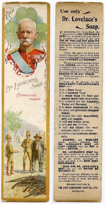 Dr Lovelace Soap
