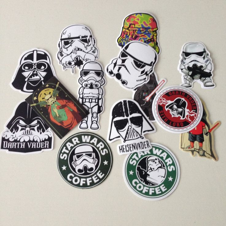 Choose By Type Mixed funny stickers for kids Home decor jdm laptop sticker decal fridge skateboard doodle stickers toy stickers