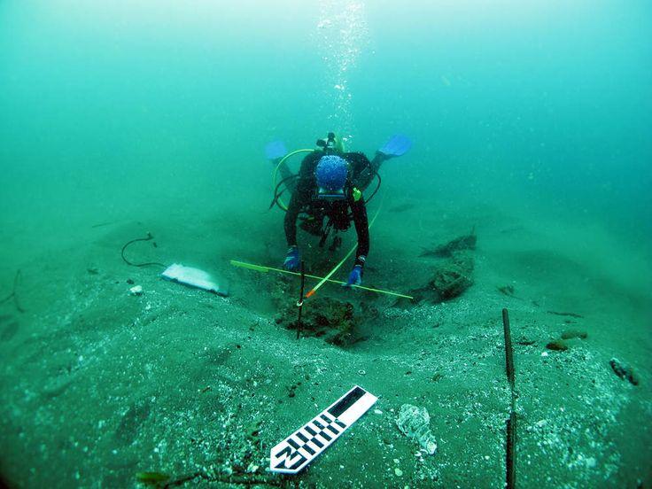Cargero N.Señora de la Encarnacion-Los arqueólogos identifican hundido 1681 naufragio español frente a la costa de Panamá: Oficina de Relaciones con los Medios: Universidad Estatal de Texas