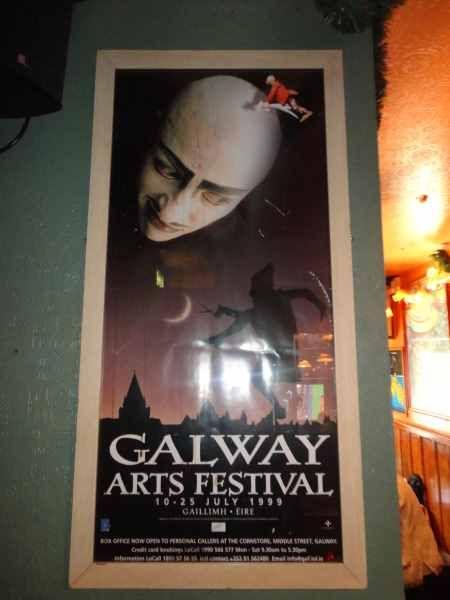 Galway Arts Festival 1999