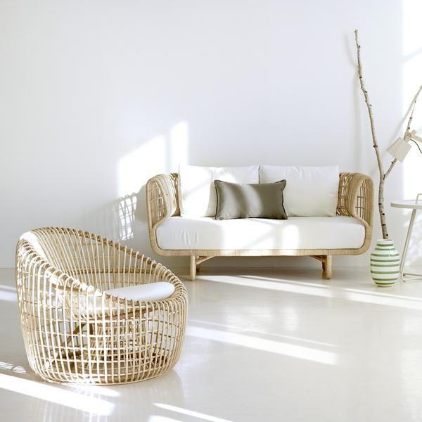 Nest Round Chair Indoor In 2020 Rattan Lounge Chair Furniture Design Zen Furniture