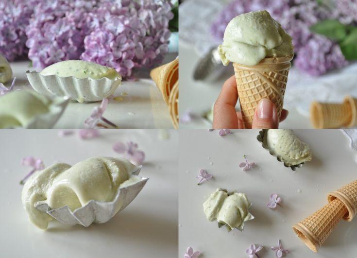 Bazalková zmrzlina