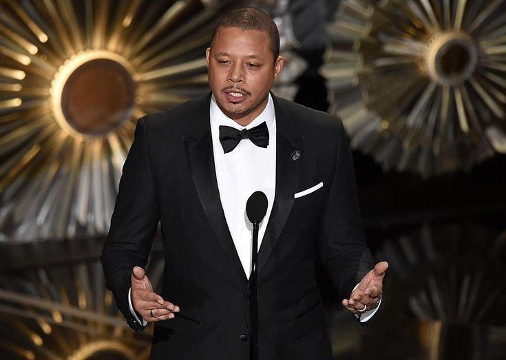 Terrence Howard Explains His Super-Awkward Oscars Moment to Jimmy Fallon