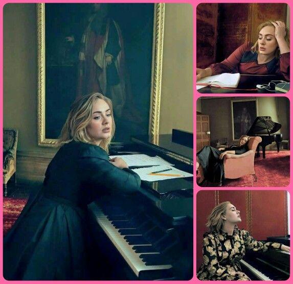 The Amazing #Adele