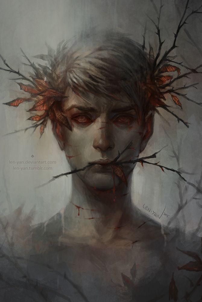 tumblr || drawcrowd || artstation || behance || facebook just a little something drawn on the side.. ---------- this work on tumblr: len-yan.tumblr.com/post/115751… ----------...